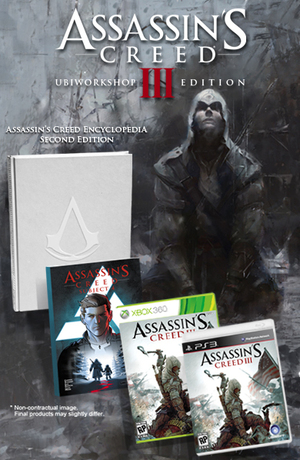 Assassin's Creed 3 Ubiworkshop Edition