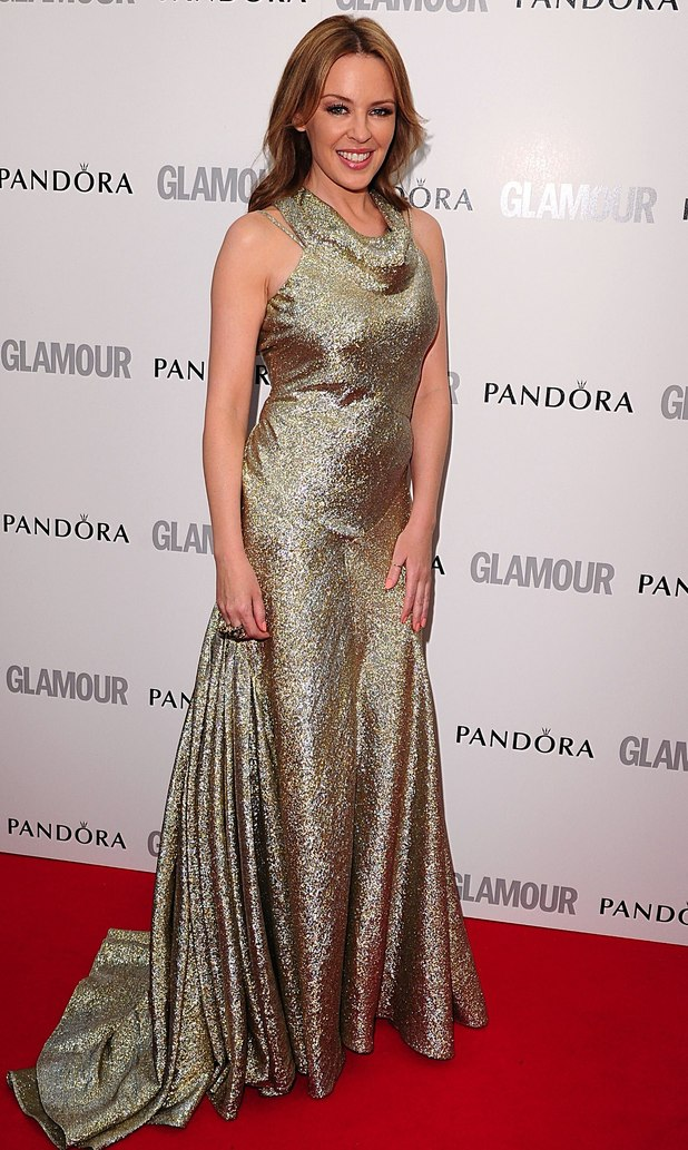 Glamour Women of the Year Awards: Kylie Minogue