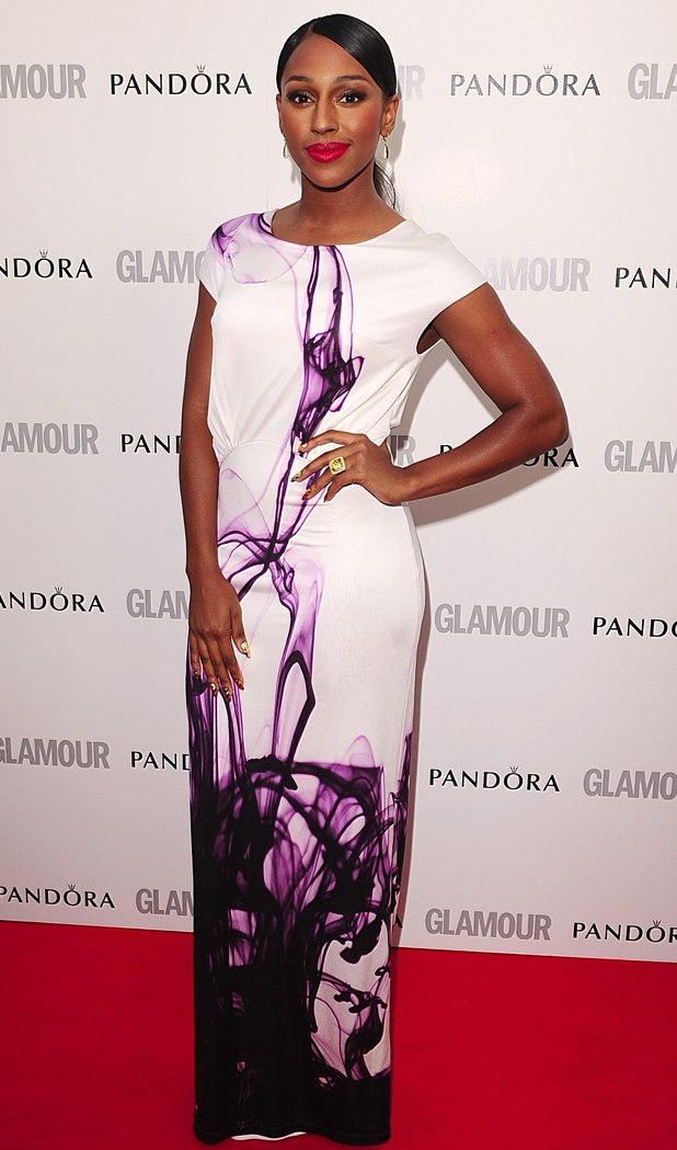 Glamour Women of the Year Awards: Alexandra Burke