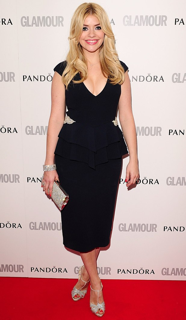 Glamour Women of the Year Awards: Holly Willoughby