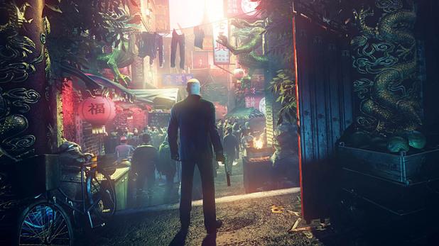 'Hitman: Absolution' screenshot