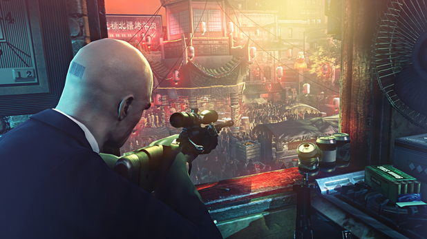 &#39;Hitman: Absolution&#39; screenshot