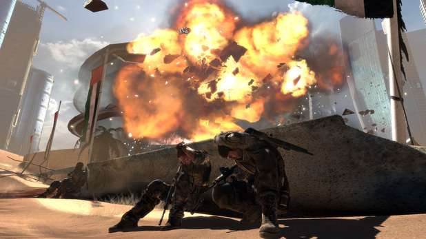 'Spec Ops: The Line' screenshot