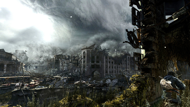 Latest screenshots of Metro: Last Light
