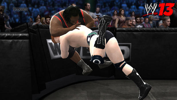WWE 13 screenshots