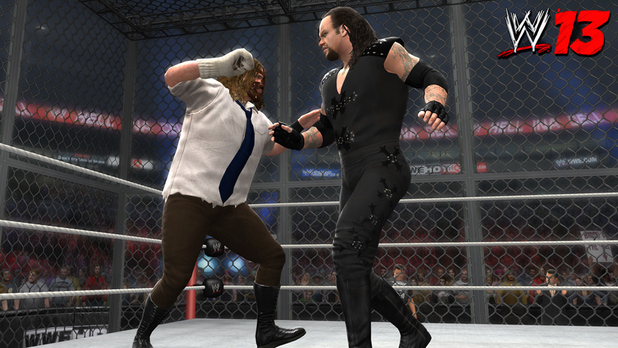 Mankind vs The Undertaker