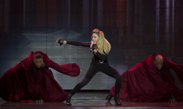 Madonna's 'MDNA' tour