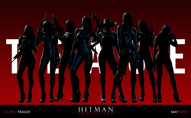Hitman Absolution E3 trailer teaser