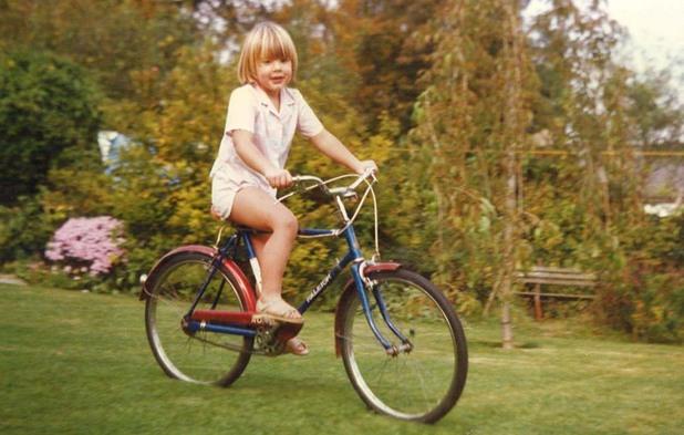The Apprentice Final Five childhood pictures: Jade Nash