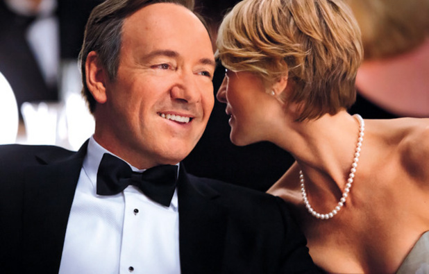 Kevin Spacey in David Fincher&#39;s &#39;House of Cards&#39;