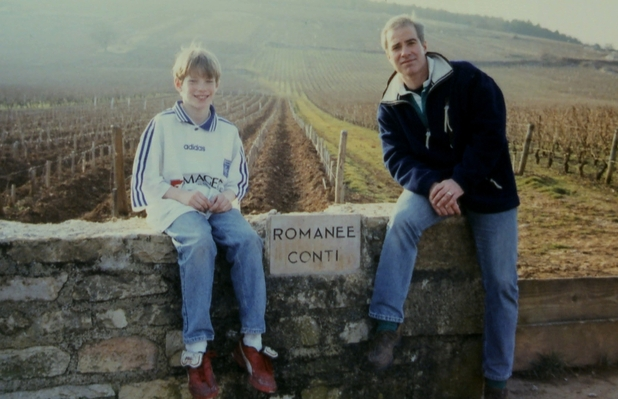 The Apprentice Final Five childhood pictures: Tom Gearing