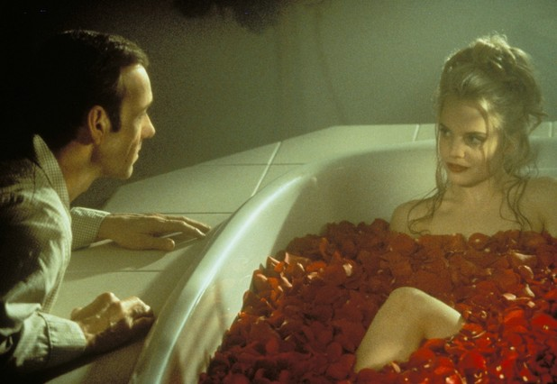 Kevin Spacey Chris Cooper American Beauty