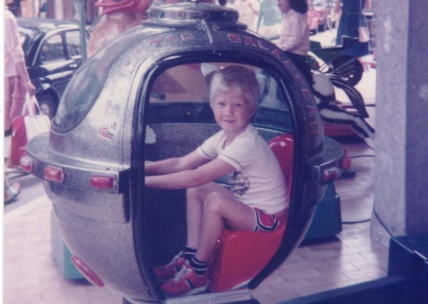 The Apprentice Final Five childhood pictures: Adam Corbally