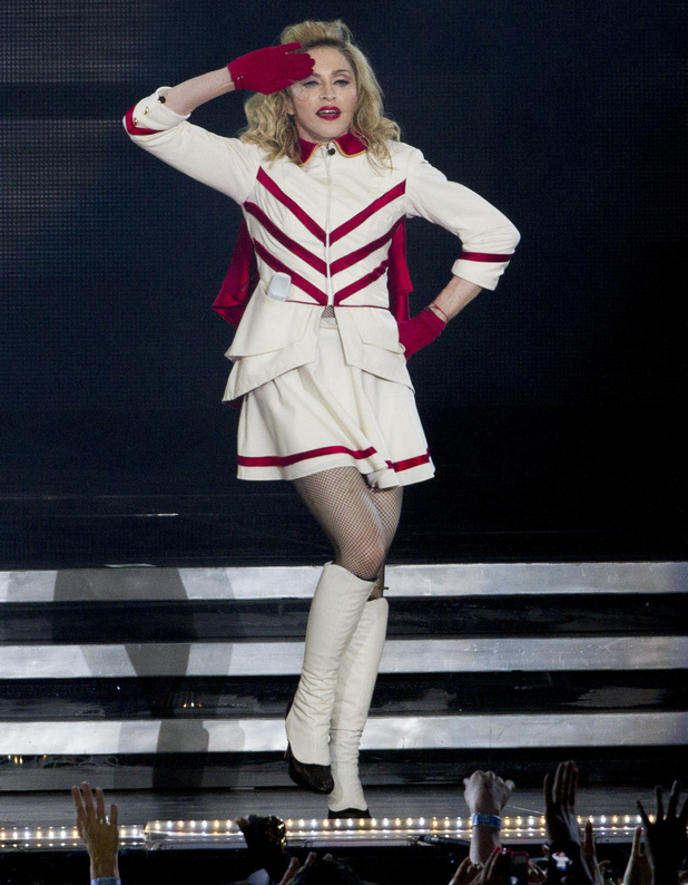 Madonna's 'MDNA' tour 