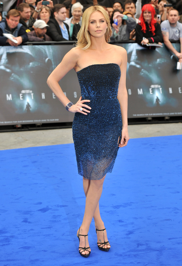 Prometheus world premiere in pictures