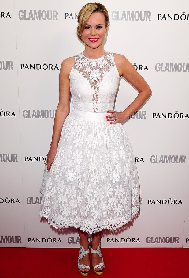 Glamour Women of the Year Awards: Amanda Holden