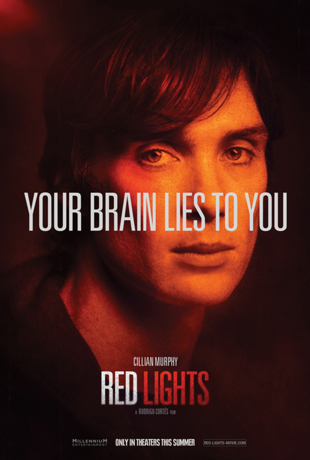 Red Lights - Character Posters