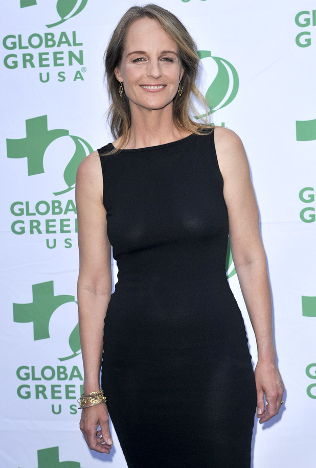 Helen Hunt  at the 16th Annual Millennium Awards.