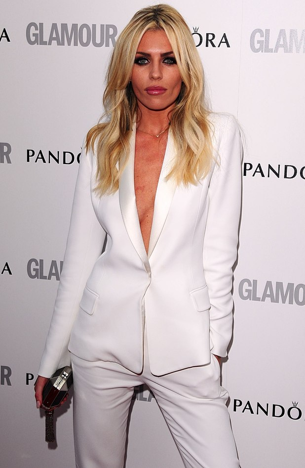Glamour Women of the Year Awards: Abbey Clancy