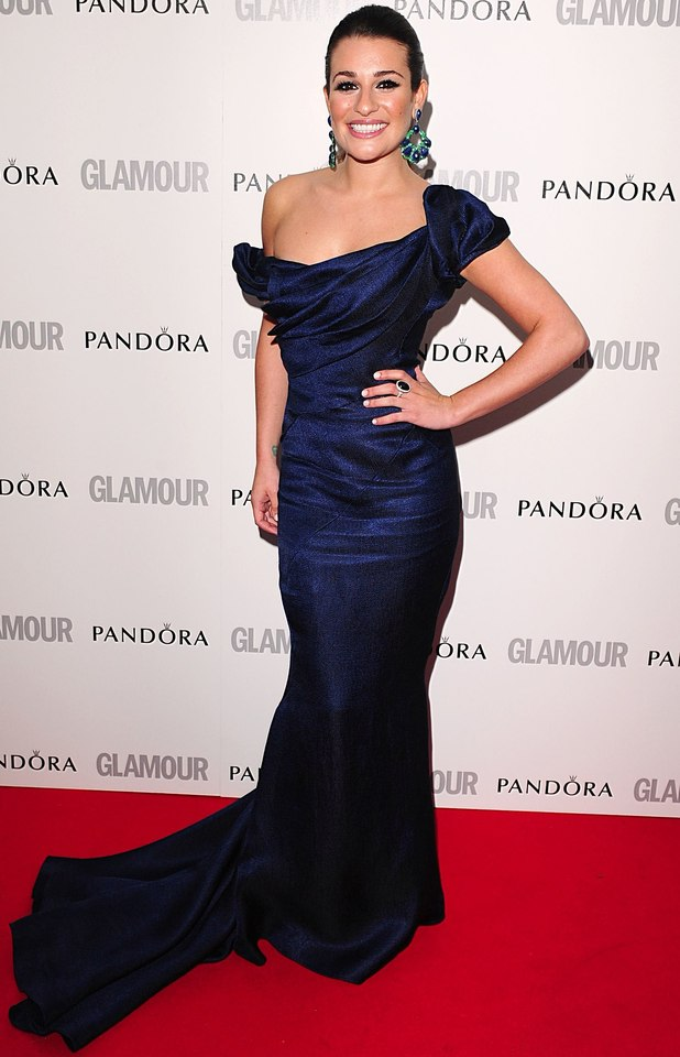 Glamour Women of the Year Awards: Lea Michele