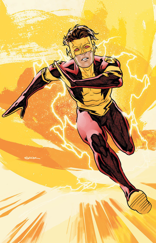 'Kid Flash' (DC Comics)