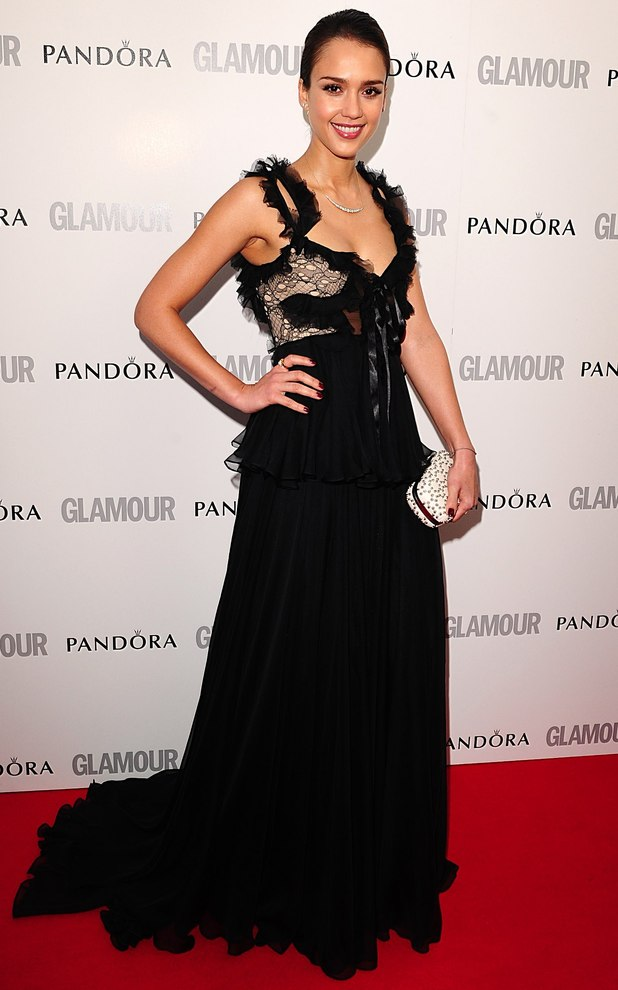 Glamour Women of the Year Awards: Jessica Alba
