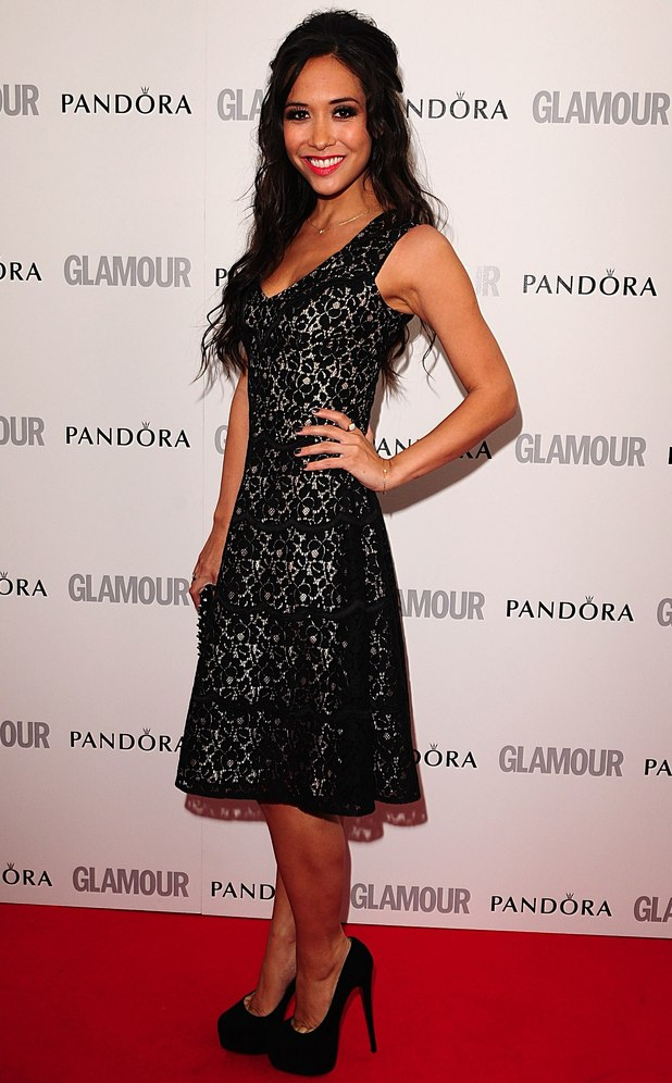 Glamour Women of the Year Awards: Myleene Klass