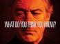 Robert De Niro in new Red Lights posters