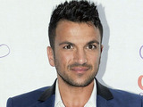 Peter Andre arriving at the Caudwell Children Diamond Butterfy Ball in London