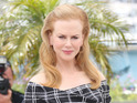 Nicole Kidman reveals her shyness means she is attracted to bold, confident men.