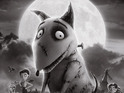 Tim Burton's stop-motion feature Frankenweenie debuts its latest clip.
