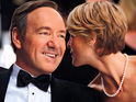 Spacey stars in David Fincher's political thriller for Netflix.