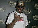 Dennis Rodman's representative disputes account of New York hotel ejection.