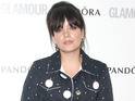 Lily Allen tells Twitter followers why she is pro-choice, criticizing absent dads.