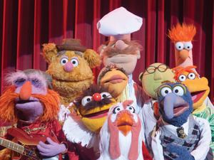 'The Muppets' still