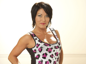 Jessie Wallace as Kat Moon in EastEnders