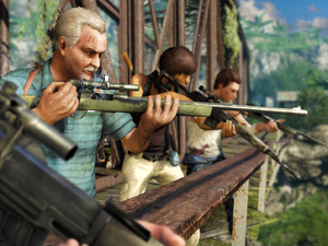 'Far Cry 3' E3 screenshot