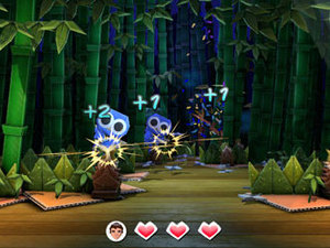 &#39;Nintendo Land&#39; screenshot