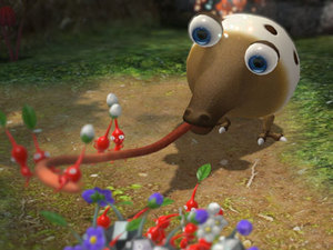 &#39;Pikmin 3&#39; screenshot