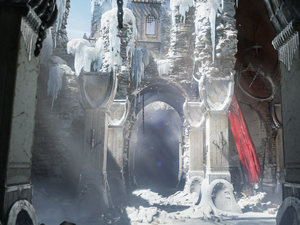 Screenshot showing Unreal Engine 4 in action.