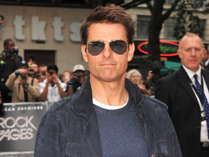 Rock of Ages UK Premiere: Tom Cruise