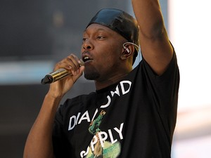 Capital FM&#39;s Summertime Ball: Dizzee Rascal 