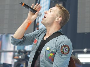 Capital FM&#39;s Summertime Ball: Chris Martin