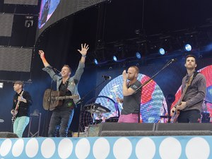 Capital FM's Summertime Ball: Coldplay