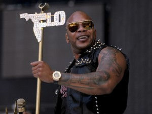 Capital FM's Summertime Ball: Flo Rida