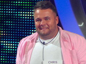Big Brother 2012 Launch Night: Chris enters the house