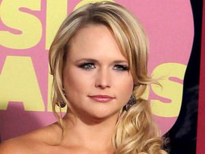 Miranda Lambert arriving at the 2012 CMT Music Awards in Nashville
