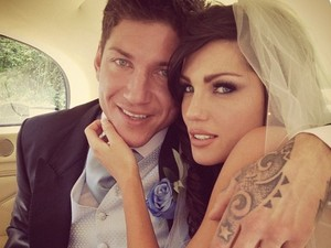 Louise Cliffe and Jay McKray marry.