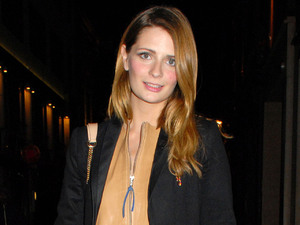 Mischa Barton leaves Cirque Du Soir club in West London.