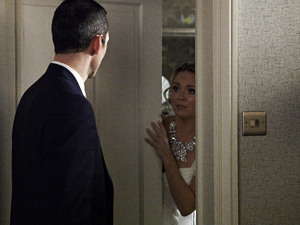 Michael asks Janine if she has any doubts.